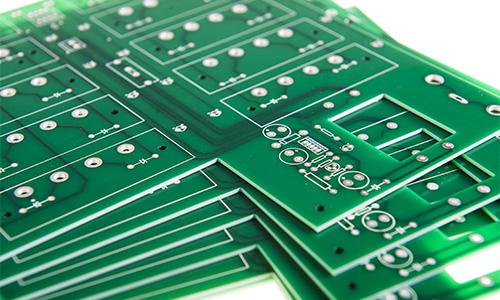 circuito stampato verde